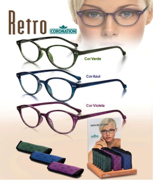 9be0b27a8 Óculos de Leitura. Marca: Coronation Modelo: Verdi